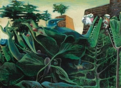 La nature à l'aurore. Ernst. 1937.jpg
