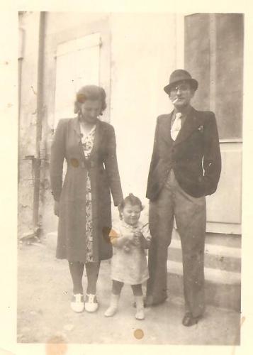 Louisette, Marcellin et Annie (1940).jpg