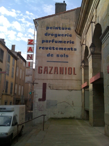 Gazaniol. Rue Chartran.JPG