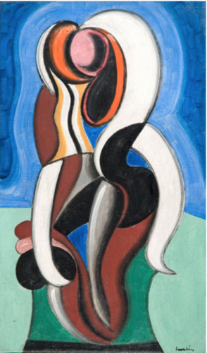 Auguste Herbin. Composition. 1930.png