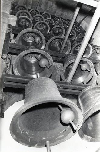 Nouveau Carillon eglise St Vincent  Octobre 1979 1.jpg