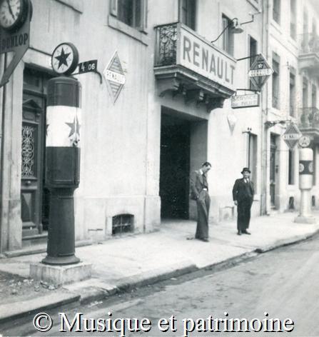 Garage Alaux. 1940. 35 rue A. Marty.jpg