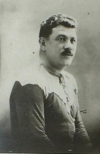 Jean Sébédio. Joueur de l'ASC vers 1922.jpg