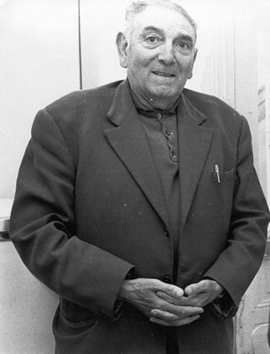 Joseph Pedron Concierge du Théatre en 1972.jpg