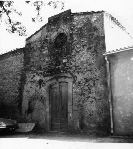 Chapelle du Canal du Midi à Foucault avril 1974487.jpg