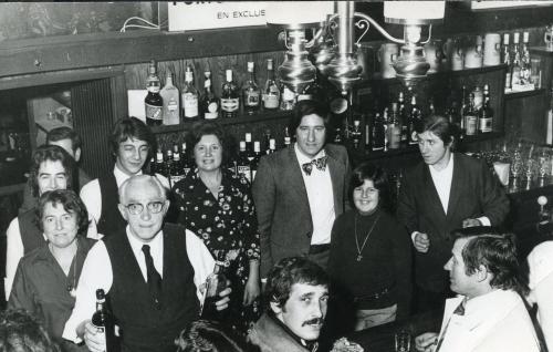 Gilles, Michel, Mme et Pierre Pavanetto, Valérie, Jean-Claude, Hélène Combes, Louis Anson, Robert Pena .jpg
